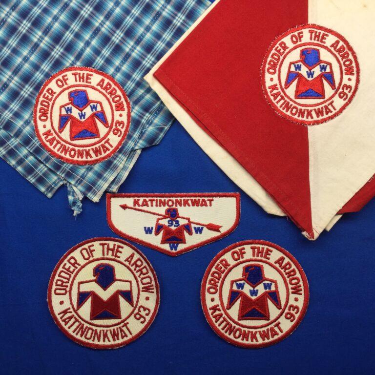 Order Of The Arrow Katinonkwat Lodge 93