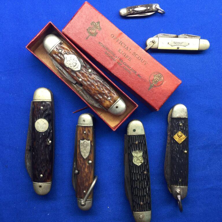Scout Pocket Knives