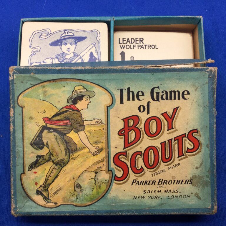 The Game Of Boy Scouts