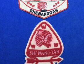 Shenandoah Order Of The Arrow Lodge 258 F1 & A1