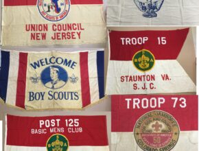 Boy Scout Flags & Banners