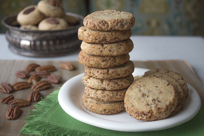 The perfect Pecan Sandie! Make at home with the best ingredients