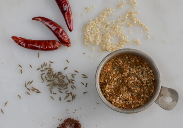Mediterranean spices - fabulous rubbed into poultry, mix with olive oil for a delicious spread – use with bread, dips, hummus, vegetables, meat, salad dressings and salad.