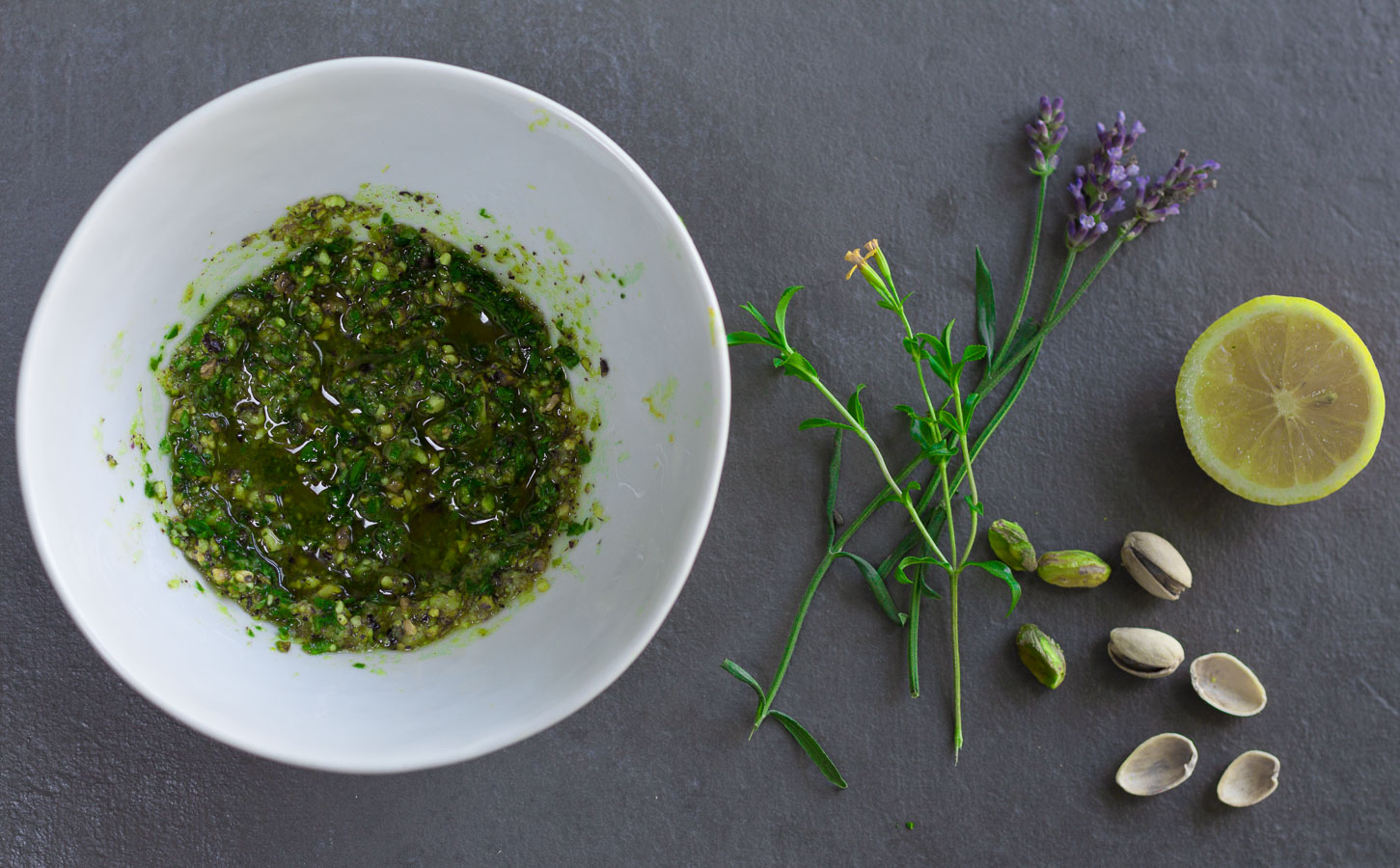 Easy to prepare Gremolata ~ adds a blast of flavor with citrusy notes. Perfect for fish, vegetables, chicken and grains