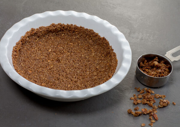 Perfect for snacking, and makes a Pie Crust more delicious than graham cracker crumbs!