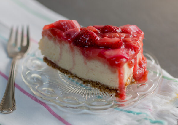 A tart-sweet flavor, perfectly thickened.