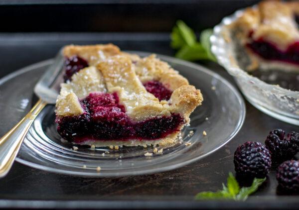 Karen's Gluten Free Pastry Crust for Pie