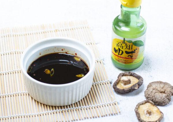 Karen's Zesty Ponzu Sauce with Yuzu Juice
