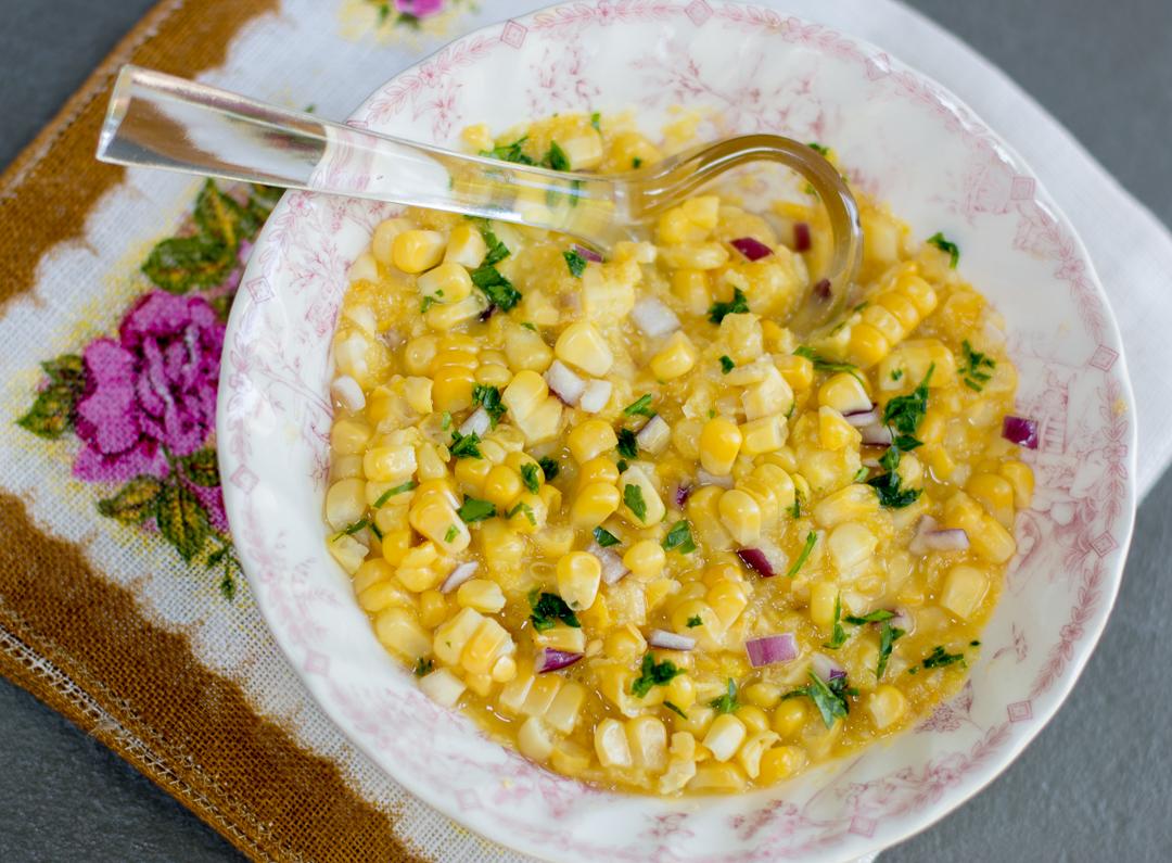 Karen's Corn Salsa