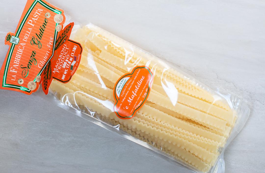 My favorite Gluten Free Pasta from Italy! La Fabbrica Della Pasta