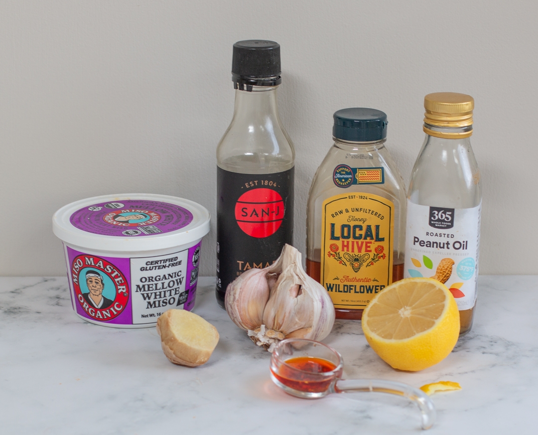 Crazy Delicious Cedar Planked Salmon Glaze Ingredients