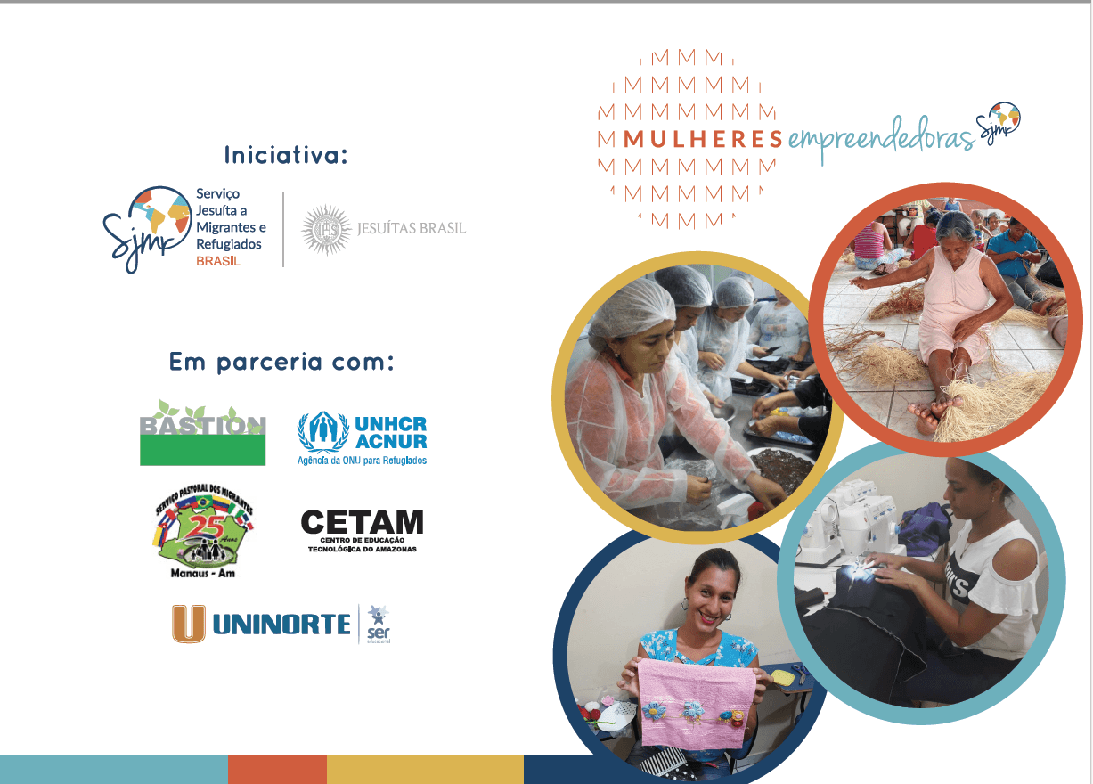 Bastion helps donors invest in worthy projects while working with the organizations to strengthen their performance. Bastion managed funding for empowering Venezuelan refugee women in Brazil by teaching them new working and cultural skills.