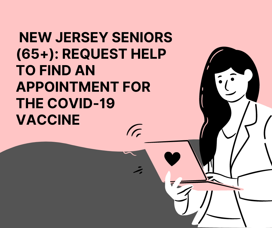 REQUEST FOR HELP TO FIND AN APPOINTMENT FOR THE COVID-19 VACCINE (3)