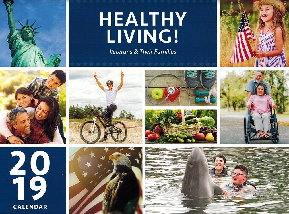 Veterans and Their Families Healthy Living Calendar English