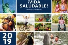 Veterans and Their Families Healthy Living Calendar Spanish