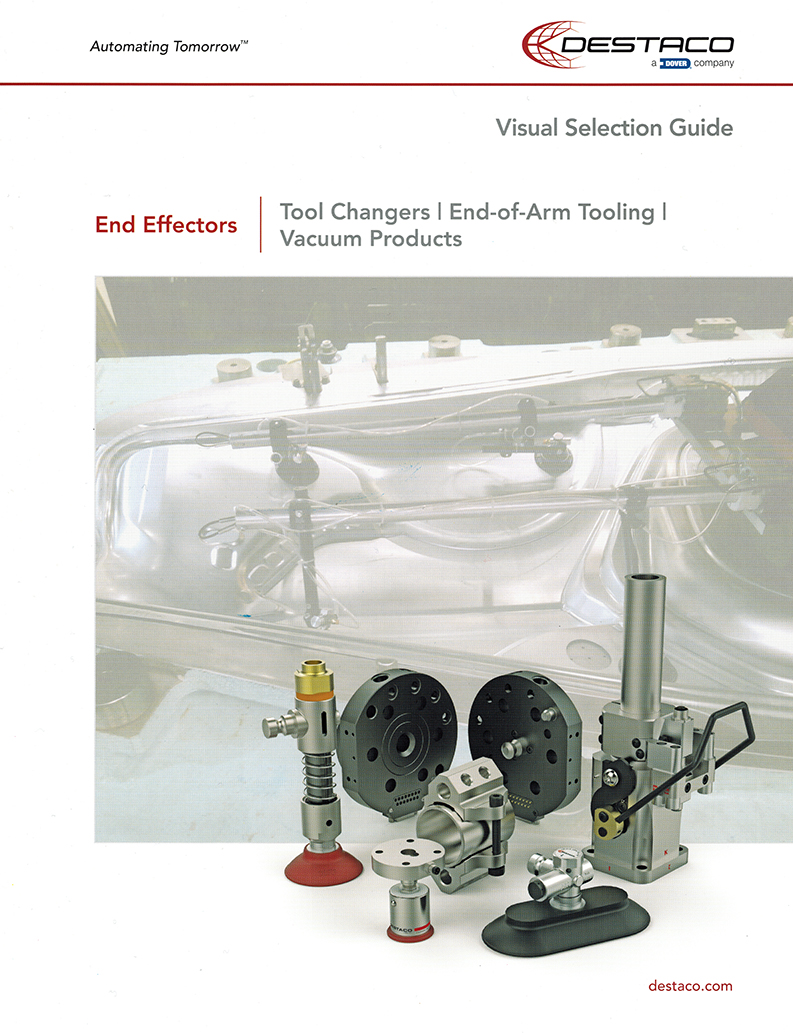 Destaco End Effectors Catalog
