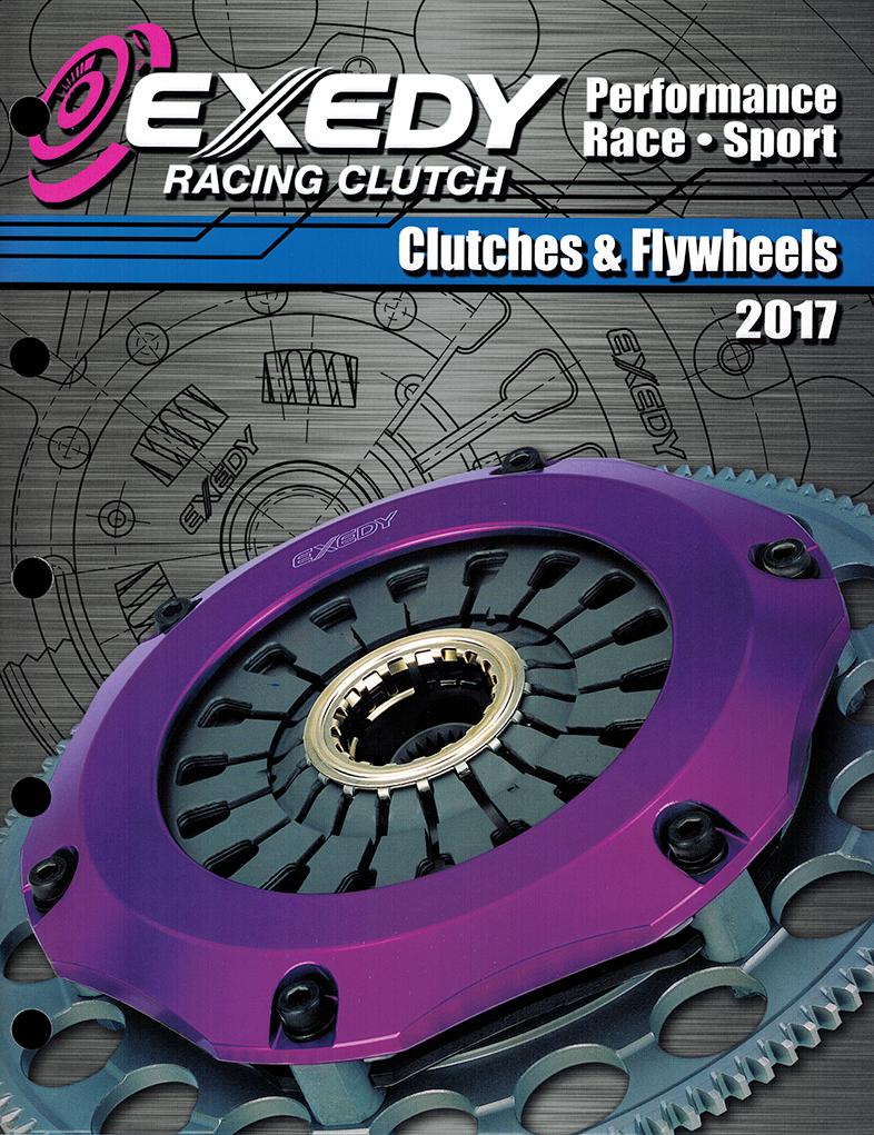 Exedy Racing Clutch Catalog