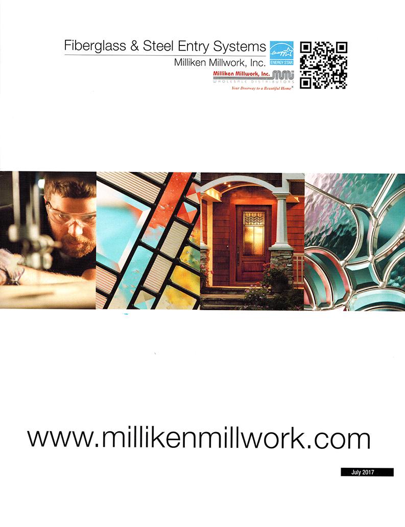 Milliken Millwork Fiberglass and Steel Entry Systems Catalog
