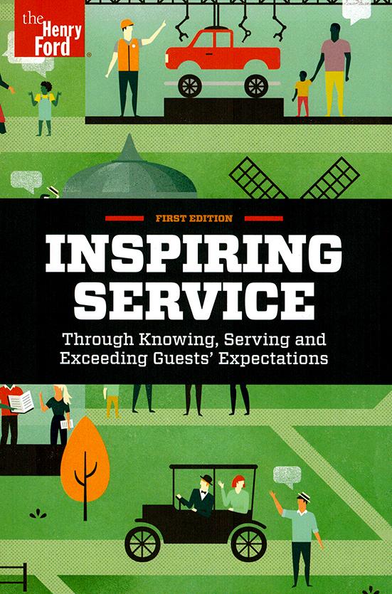 Henry Ford Inspiring Service