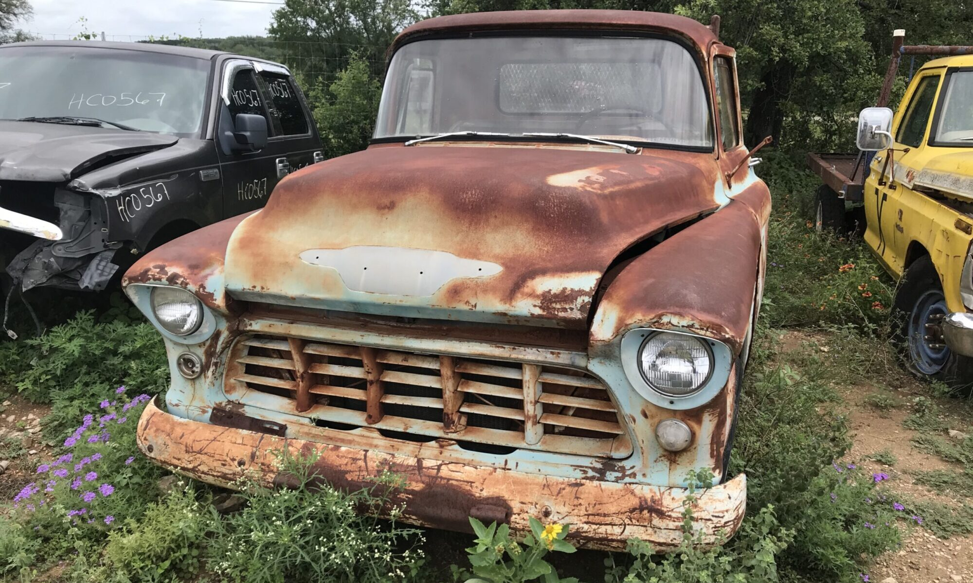 Hill Country Auto Salvage & Towing
