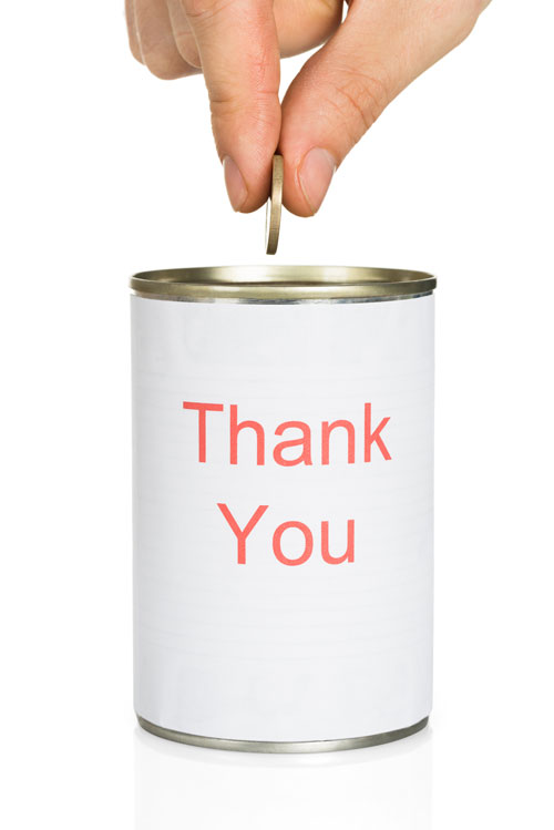 Thank you for your donation!
