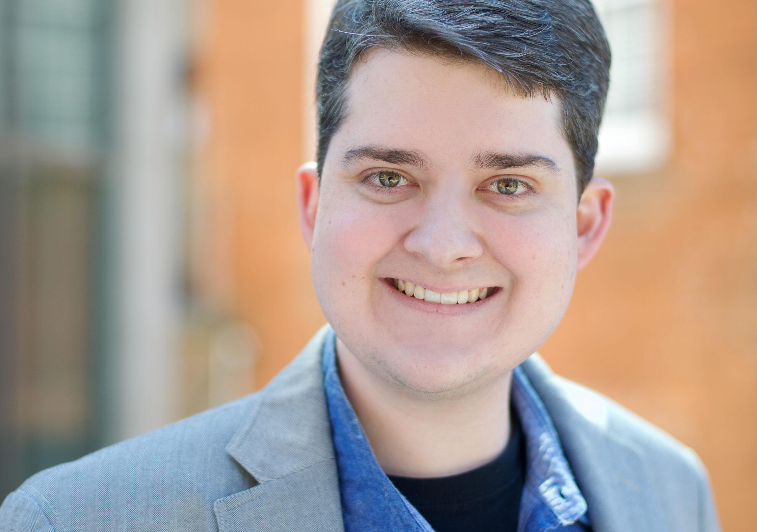 Interview with 'Laramie' Priest: Ryan Barry