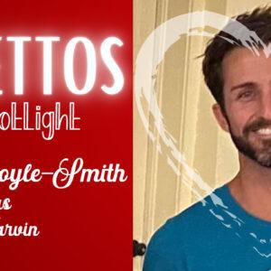 Cast Spotlight: Brady Coyle-Smith is Marvin: Husband, Father & Lover