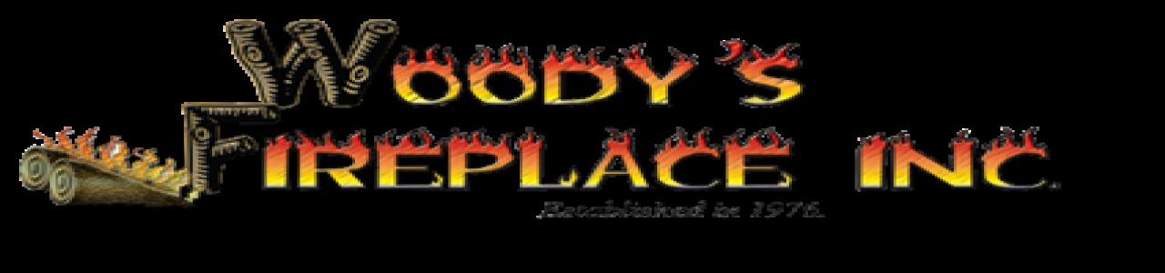 Woodys Fireplace Logo