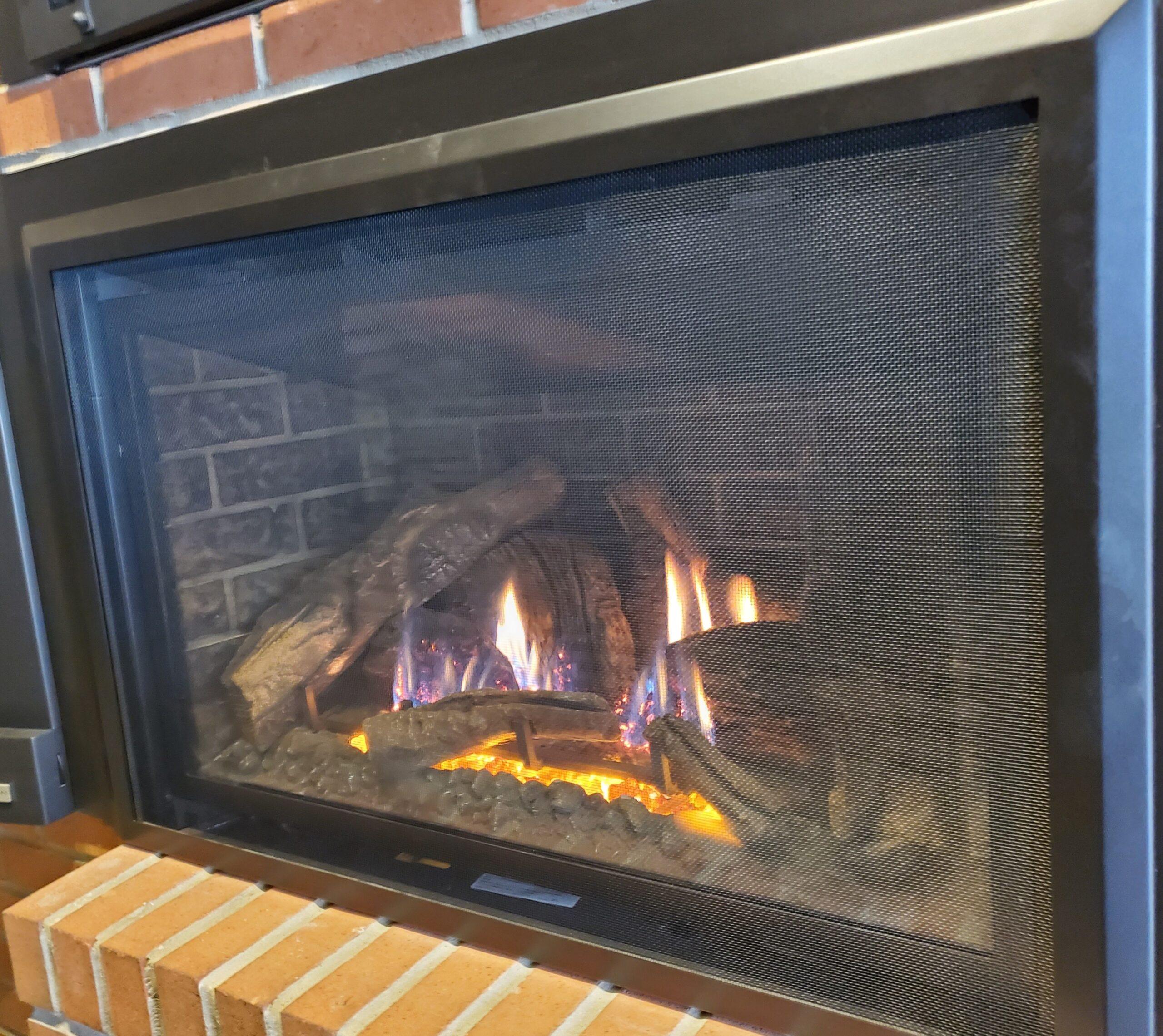 Kozy Heat- Chaska 34 Log