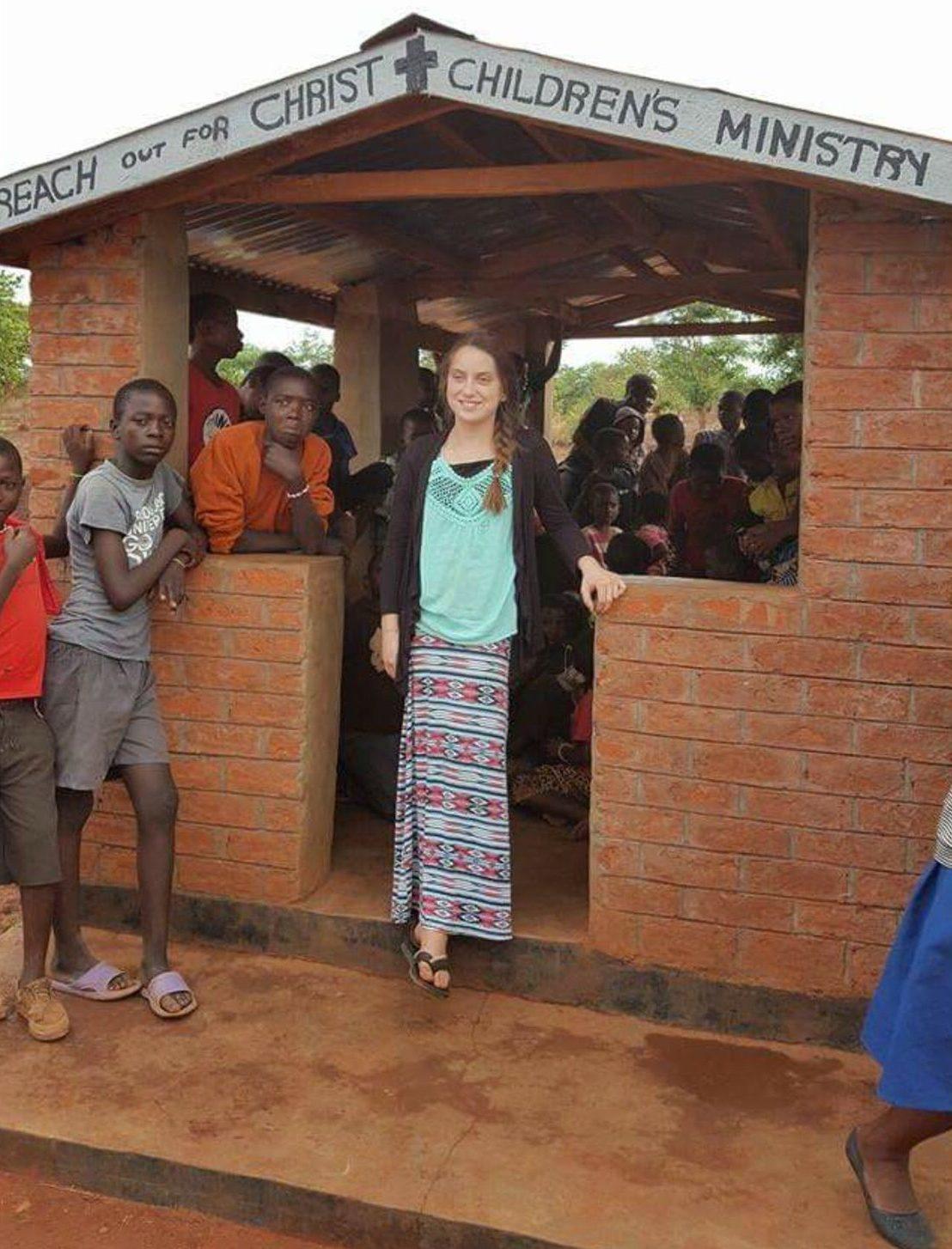 1ST CHILDREN'S MINISTRY BUILDING