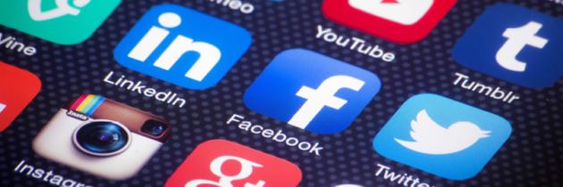 Redes sociales para seres sociables
