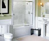 bathroom plumbing fixture repairs