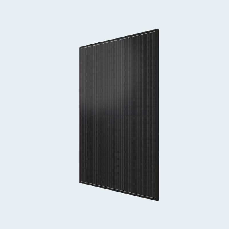 Hanwha QCell 395W Matte Black Solar Pane