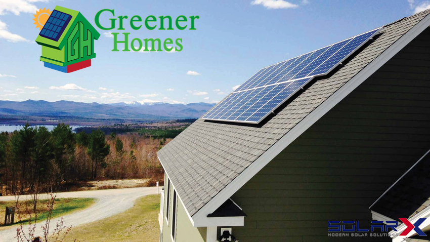 Solar X Greener Homes Grant