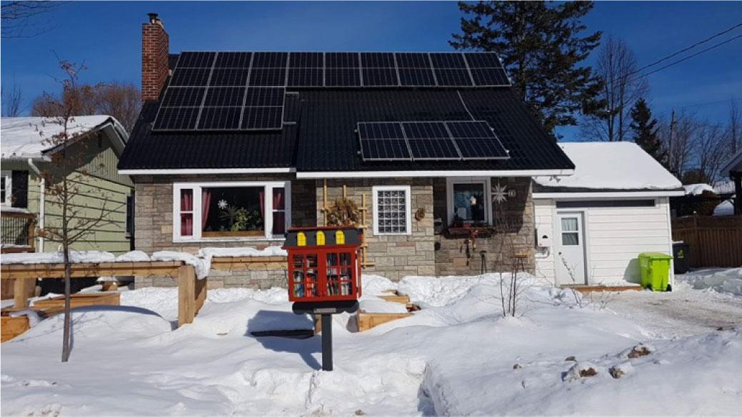 Solar X success story