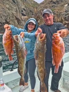 best tackle for deep sea fishing in Santa Barbara