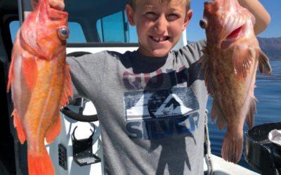 Spring Break Fishing Charter