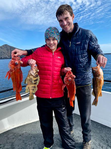 best fishing charter santa barbara