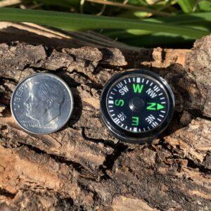 Mini Button Compass
