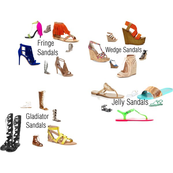 Gotta Have It: The Best Sandals for Summer!