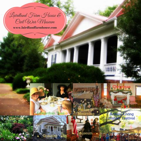 Lairdland Farm House and Civil War Museum