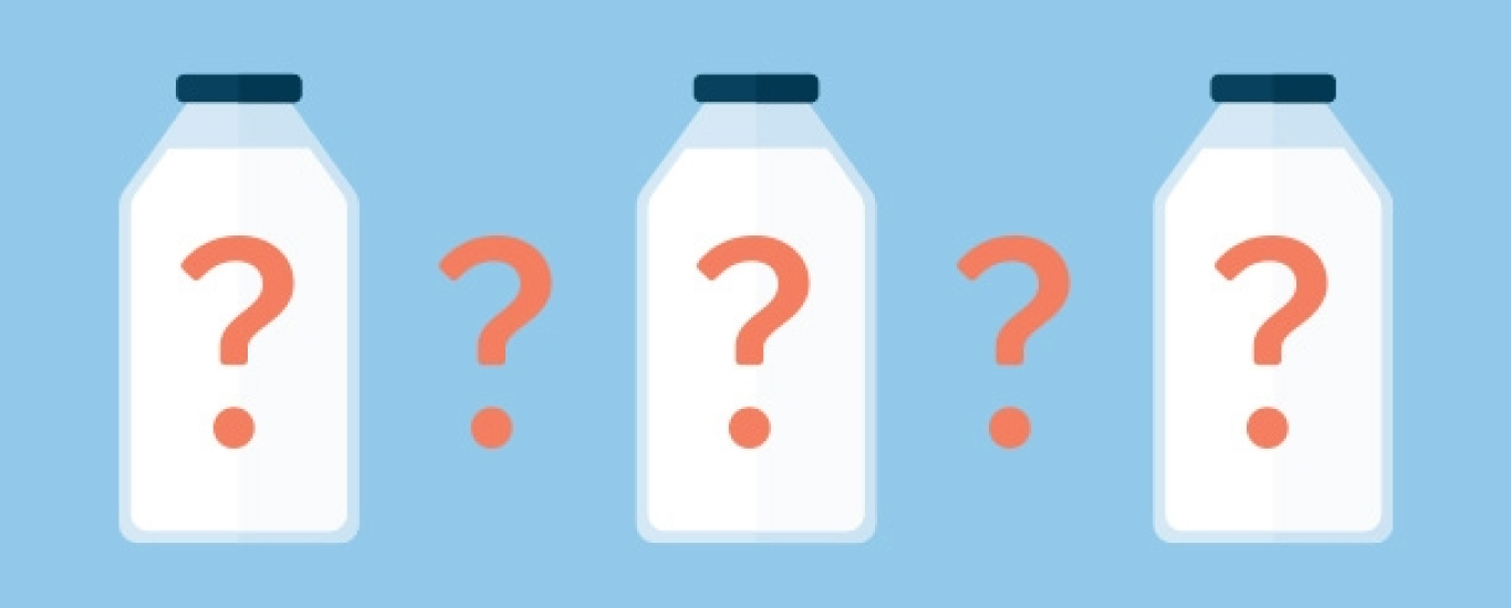 Rethinking Our Kids' Dairy Servings / Does milk really do a body good?