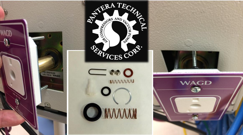 Inlet/Outlet Repair Capabilities