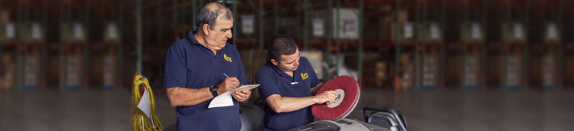 REX TECHNICAL SERVICES