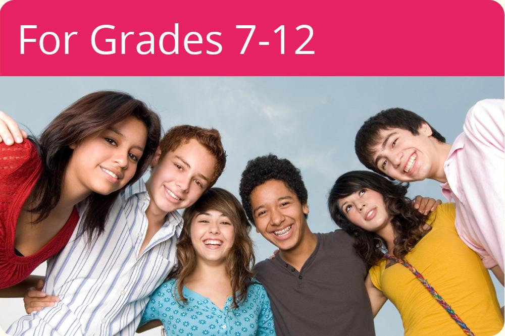 For Grades 7-12