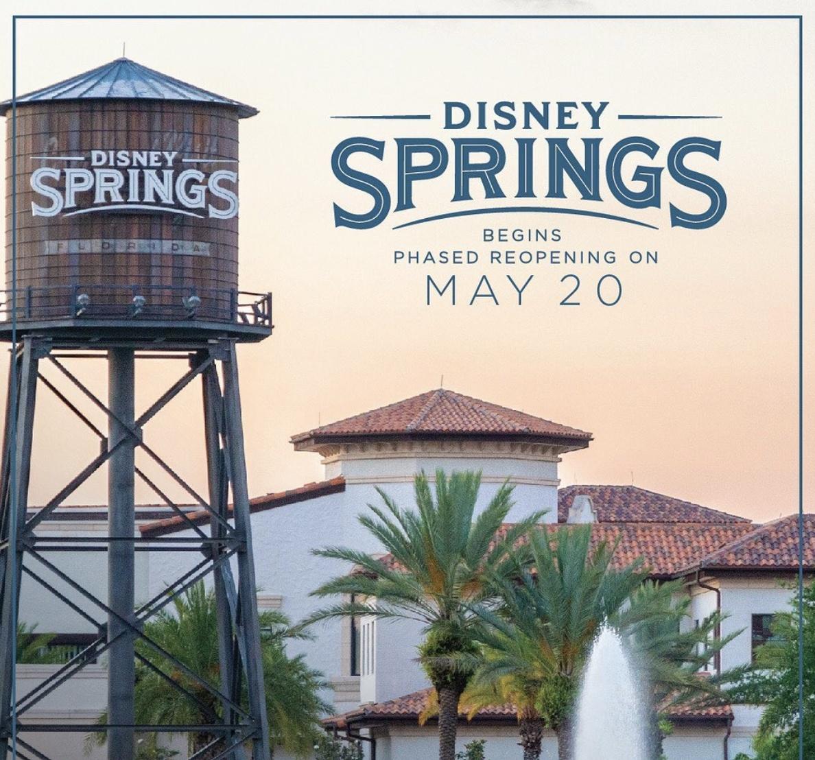 Disney Springs of Orlando