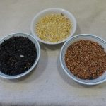 Three main types of feed