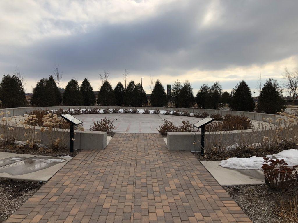 Maple Grove Labyrinth
