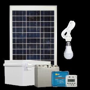 Solar Chicken Coop Light Kit
