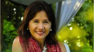 Cathy Turvill, owner of Nurture Wellness Village in Tagaytay City, Philippines